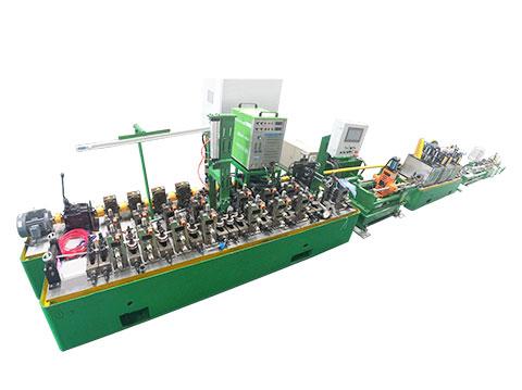 流体管制管机