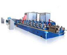 镀锌钢管制管机